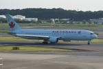 神宮寺ももさんが、成田国際空港で撮影したエア・カナダ 767-375/ERの航空フォト(写真)