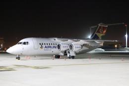 NIKEさんが、ケープタウン国際空港で撮影したエアリンク Avro 146-RJ85の航空フォト(飛行機 写真・画像)