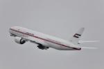 AXT747HNDさんが、羽田空港で撮影したアミリ フライト 777-2AN/ERの航空フォト(写真)