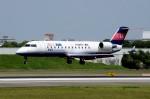 キットカットさんが、伊丹空港で撮影したアイベックスエアラインズ CL-600-2B19 Regional Jet CRJ-200ERの航空フォト(写真)
