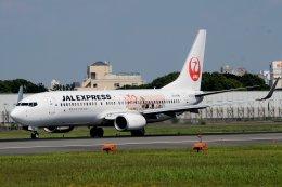 キットカットさんが、伊丹空港で撮影したJALエクスプレス 737-846の航空フォト(写真)