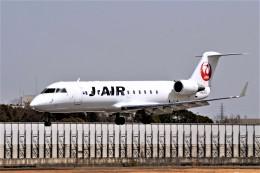 キットカットさんが、伊丹空港で撮影したジェイ・エア CL-600-2B19 Regional Jet CRJ-200ERの航空フォト(写真)