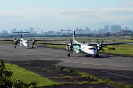 キットカットさんが、伊丹空港で撮影したANAウイングス DHC-8-402Q Dash 8の航空フォト(写真)