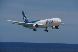 JA8037さんが、プーケット国際空港で撮影したイカル 767-3Q8/ERの航空フォト(写真)