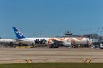 Airliners Freakさんが、オヘア国際空港で撮影した全日空 777-381/ERの航空フォト(写真)