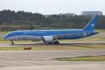 sky-spotterさんが、成田国際空港で撮影した厦門航空 787-9の航空フォト(写真)