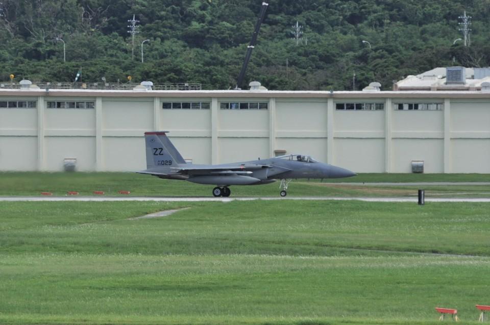 kumagorouさんのアメリカ空軍 McDonnell Douglas F-15 A/B/C/D/E (83-0029) 航空フォト