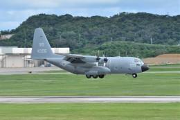 kumagorouさんが、嘉手納飛行場で撮影したアメリカ海軍 C-130 Herculesの航空フォト(飛行機 写真・画像)