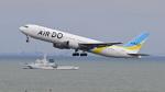 パンダさんが、羽田空港で撮影したAIR DO 767-381/ERの航空フォト(写真)