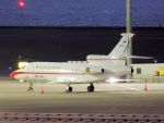 White Pelicanさんが、中部国際空港で撮影したスペイン空軍 Falcon 900の航空フォト(飛行機 写真・画像)