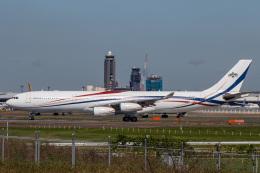 SGさんが、成田国際空港で撮影したスワジランド政府 A340-313の航空フォト(飛行機 写真・画像)