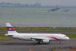 AkilaYさんが、羽田空港で撮影したカンボジア王国政府 A320-214の航空フォト(飛行機 写真・画像)