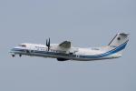yabyanさんが、羽田空港で撮影した海上保安庁 DHC-8-315 Dash 8の航空フォト(飛行機 写真・画像)