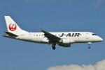 あしゅーさんが、福岡空港で撮影したジェイ・エア ERJ-170-100 (ERJ-170STD)の航空フォト(飛行機 写真・画像)