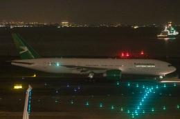 sg-driverさんが、羽田空港で撮影したトルクメニスタン航空 777-22K/LRの航空フォト(飛行機 写真・画像)