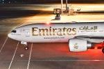 EY888さんが、羽田空港で撮影したエミレーツ航空 777-21H/LRの航空フォト(写真)