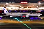 EY888さんが、羽田空港で撮影したエールフランス航空 777-328/ERの航空フォト(写真)