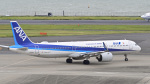 パンダさんが、羽田空港で撮影した全日空 A321-272Nの航空フォト(飛行機 写真・画像)