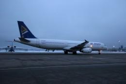masa707さんが、アルマトイ国際空港で撮影したエア・アスタナ A321-131の航空フォト(飛行機 写真・画像)