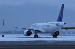 masa707さんが、アルマトイ国際空港で撮影したエア・アスタナ A320-271Nの航空フォト(飛行機 写真・画像)