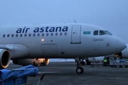 アルマトイ国際空港 - Almaty International Airport [ALA/UAAA]で撮影されたアルマトイ国際空港 - Almaty International Airport [ALA/UAAA]の航空機写真