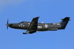 bakさんが、名古屋飛行場で撮影したデンマーク企業所有 PC-12/47Eの航空フォト(飛行機 写真・画像)