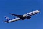 Frankspotterさんが、フランクフルト国際空港で撮影した全日空 777-381/ERの航空フォト(写真)