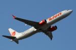 masa707さんが、福岡空港で撮影したタイ・ライオン・エア 737-9-MAXの航空フォト(飛行機 写真・画像)