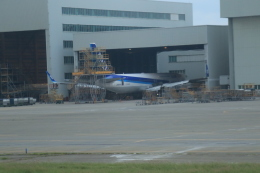 NH642さんが、台湾桃園国際空港で撮影した全日空 767-381/ERの航空フォト(飛行機 写真・画像)