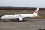 セブンさんが、新千歳空港で撮影した日本航空 777-289の航空フォト(飛行機 写真・画像)