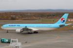 セブンさんが、新千歳空港で撮影した大韓航空 A330-323Xの航空フォト(飛行機 写真・画像)