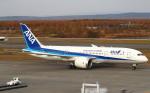 セブンさんが、新千歳空港で撮影した全日空 787-8 Dreamlinerの航空フォト(飛行機 写真・画像)
