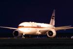 セブンさんが、新千歳空港で撮影したアミリ フライト 777-2AN/ERの航空フォト(飛行機 写真・画像)