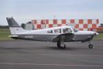 kumagorouさんが、仙台空港で撮影した日本個人所有 PA-28R-201 Arrowの航空フォト(飛行機 写真・画像)