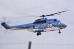 kumagorouさんが、仙台空港で撮影した東北エアサービス AS332L1の航空フォト(飛行機 写真・画像)