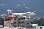 EC5Wさんが、伊丹空港で撮影した日本エアコミューター ATR-42-600の航空フォト(写真)