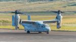 RZ Makiseさんが、種子島空港で撮影したアメリカ海兵隊 MV-22Bの航空フォト(写真)
