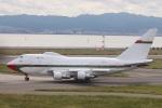 関西国際空港 - Kansai International Airport [KIX/RJBB]で撮影されたオマーン・ロイヤル・フライト - Royal Flight Oman [ORF]の航空機写真
