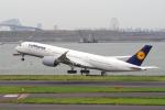 yabyanさんが、羽田空港で撮影したルフトハンザドイツ航空 A350-941XWBの航空フォト(写真)