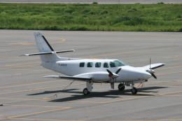 しょうせいさんが、岡南飛行場で撮影した日本個人所有 T303 Crusaderの航空フォト(飛行機 写真・画像)