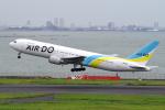 yabyanさんが、羽田空港で撮影したAIR DO 767-381/ERの航空フォト(飛行機 写真・画像)