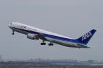 yabyanさんが、羽田空港で撮影した全日空 767-381の航空フォト(飛行機 写真・画像)