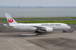 yabyanさんが、羽田空港で撮影した日本航空 787-8 Dreamlinerの航空フォト(写真)