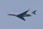 yabyanさんが、羽田空港で撮影したバーレーン王室航空 G-IV Gulfstream IV-SPの航空フォト(飛行機 写真・画像)