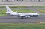 tasho0525さんが、羽田空港で撮影したオーストラリア空軍 737-7DF BBJの航空フォト(写真)