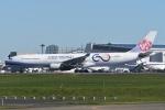 tassさんが、成田国際空港で撮影したチャイナエアライン A330-302の航空フォト(飛行機 写真・画像)
