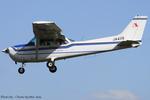 Chofu Spotter Ariaさんが、調布飛行場で撮影した朝日航空 172Pの航空フォト(飛行機 写真・画像)