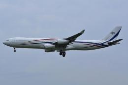 うとPさんが、RJAAで撮影したスワジランド政府 A340-313の航空フォト(飛行機 写真・画像)