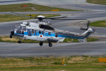 harahara555さんが、関西国際空港で撮影した海上保安庁 EC225LP Super Puma Mk2+の航空フォト(写真)