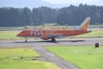 kumagorouさんが、花巻空港で撮影したフジドリームエアラインズ ERJ-170-200 (ERJ-175STD)の航空フォト(飛行機 写真・画像)